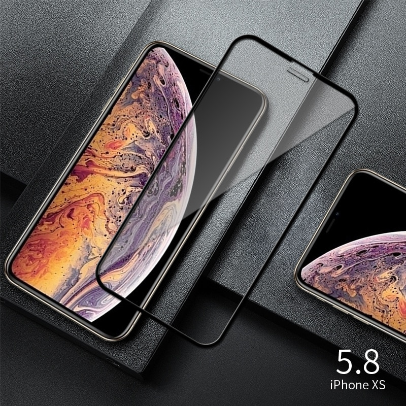 Закаленное Стекло Felkin для iPhone Xr Xs Max X 5 5S S 6 6 S Plus 7 8 Plus Защита Экрана для iPhone Xr Xs Max X 5S 6 S 7 8 Plus